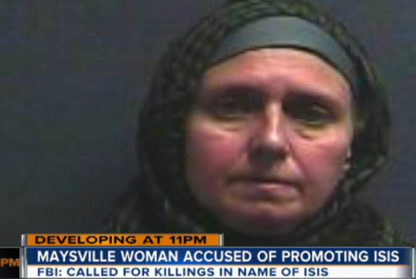 maysville women Maysville, ky (wtvq) – more information is being released about a kentucky woman arrested by the fbi last week 55-year-old marie antoinette castelli was taken into custody in maysville on friday, accused of threatening people online and lying to the fbi according to police, castelli allegedly.