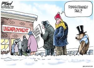 Punxsutawney Phil's Failed Forecast