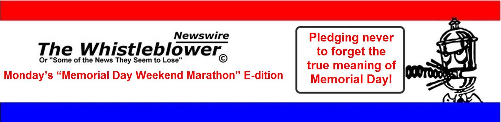 Header May 25 Monday Marathon