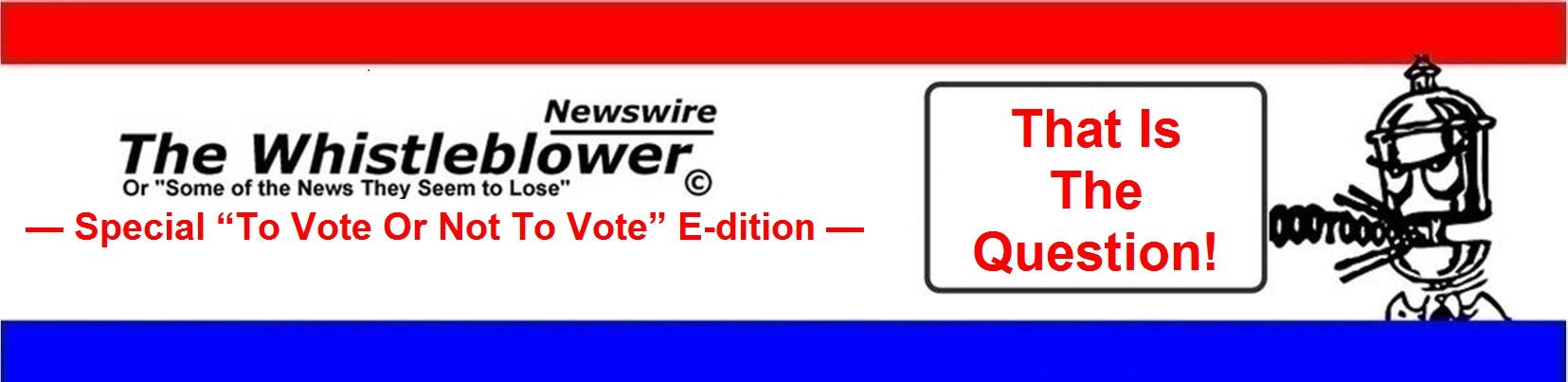 HEADER-NOV 3 TO VOTE